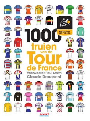 1000 truien van de Tour de France – Claude Droussent