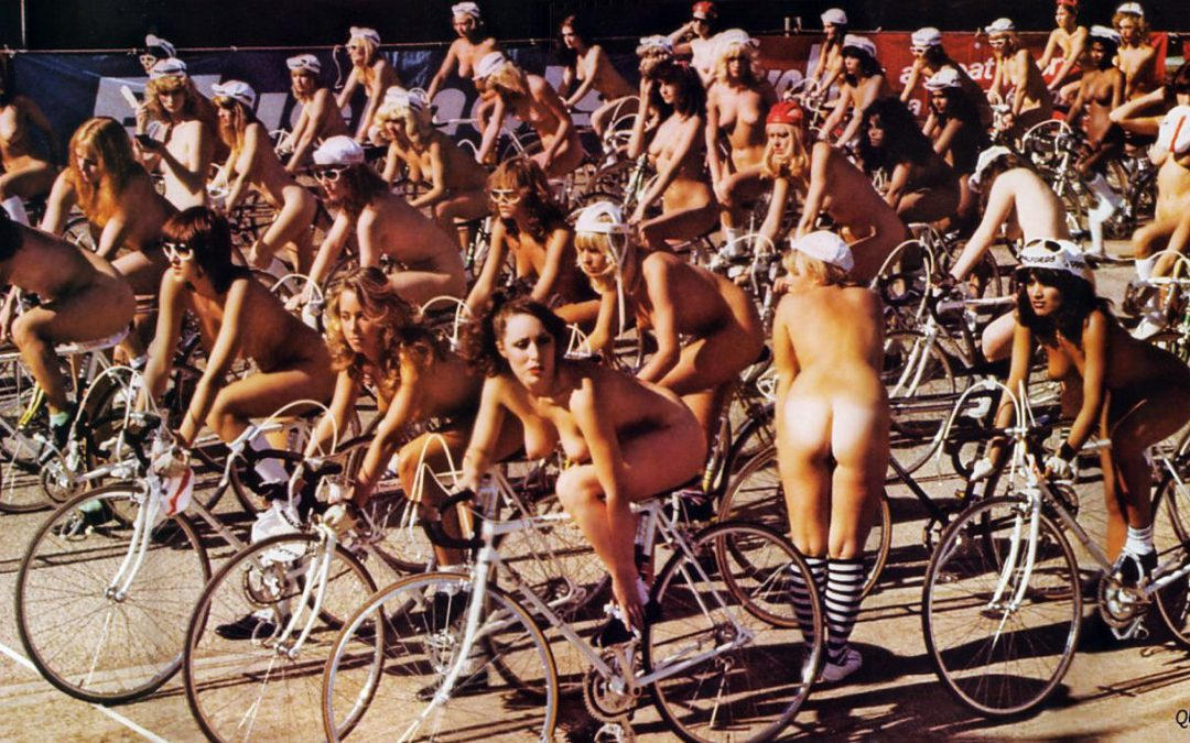 Bicycle race - Queen
