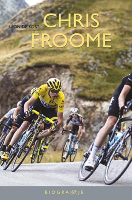 Chris Froome - Leon de Kort