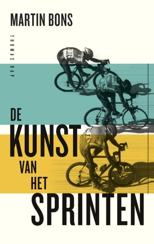 De Kunst van het sprinten - Martin Bons