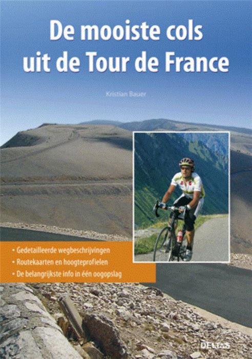 De mooiste cols uit de Tour de France