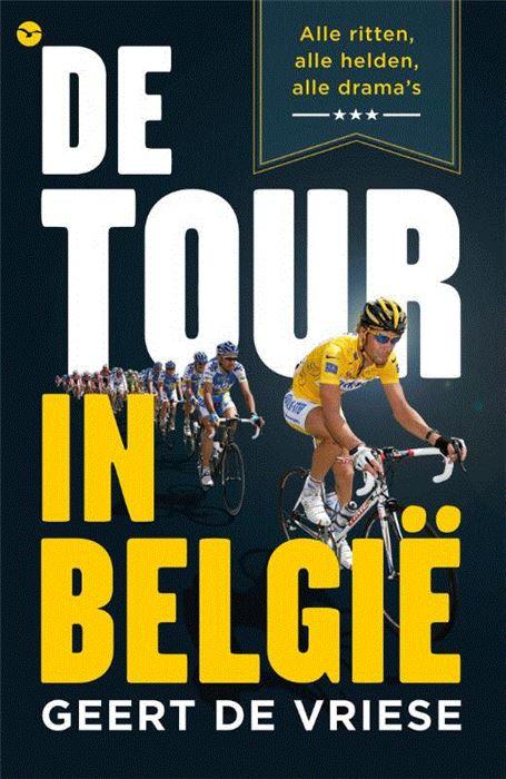 De tour in Belgie