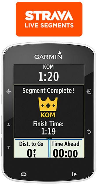 Garmin Edge 520 Fietsnavigatie