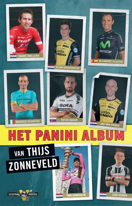 Het Panini album - Thijs Zonneveld