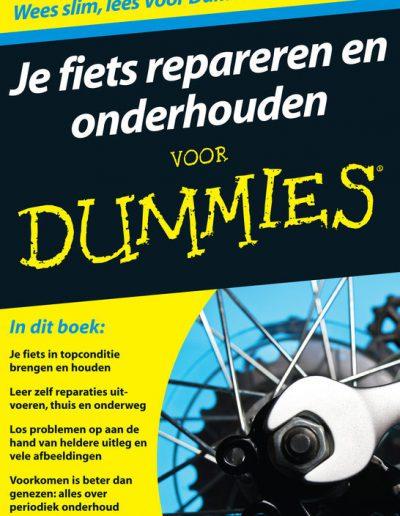 Je fiets repareren en onderhouden voor Dummies – Dennis Bailey