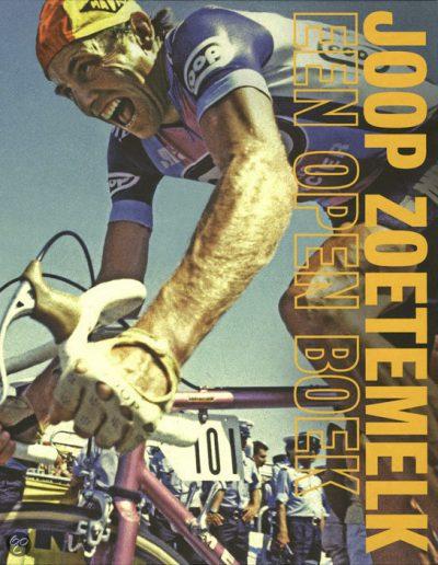 Joop Zoetemelk -Een open boek – Jacob Bergsma & Joop Holthausen