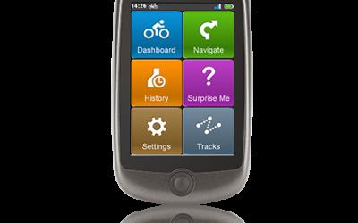 Mio Cyclo 200, ideale fietsnavigatie voor de recreant