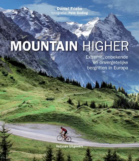 Mountain Higher - Daniel Friebe en Peter Goding
