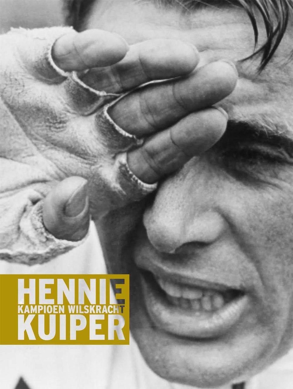 Nieuw fotoboek voor Kampioen Wilskracht Hennie Kuiper
