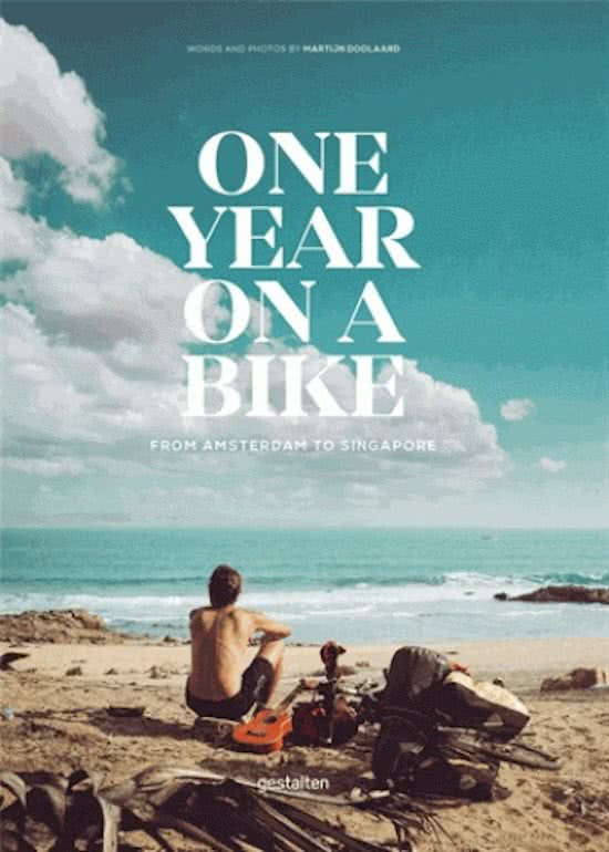 One year on a bike - Martijn Doolaard