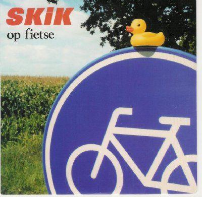 Op fietse - Skik