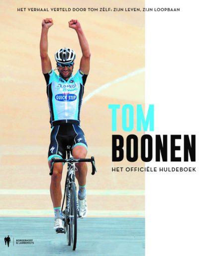 Tom Boonen, het officiële huldeboek – Tom Boonen