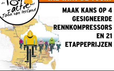 Tour-actie: win een SKS Renncompressor