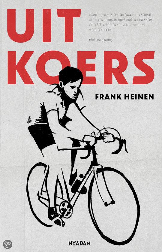 Uit koers - Frank Heinen