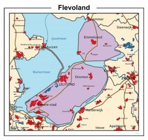 Wielerspeciaalzaken Flevoland