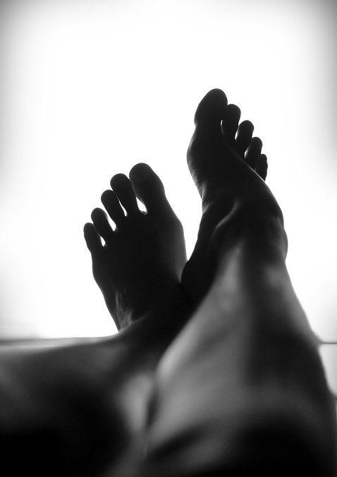 Voorkom koude voeten tip 4: doorbloeding!