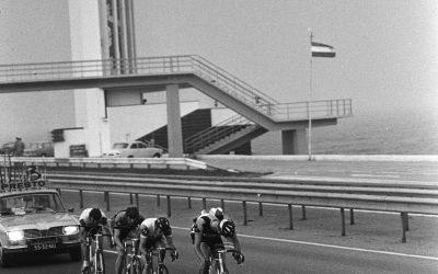 Stop stremming afsluitdijk voor (race)fietsers!