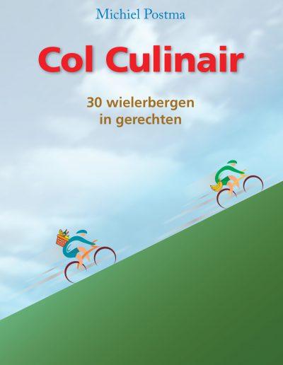 Wielerkookboek 'Col Culinair' – Michiel Postma