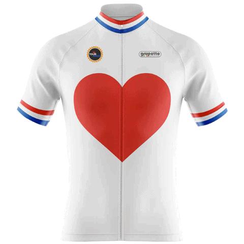 Actie 'Hart voor de zorg' van NL Tour Rides