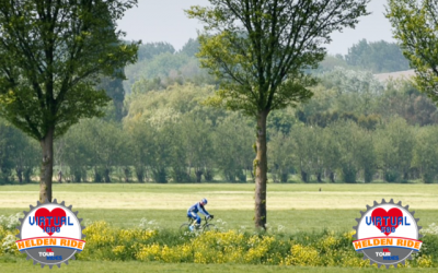 Heldenride, virtuele Ronde van Nederland