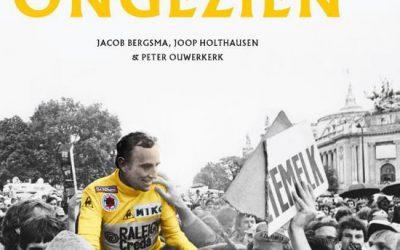 Joop Zoetemelk wederom in het zonnetje gezet met fotoboek 'ONGEZIEN!'
