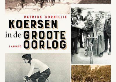 Koersen in de Groote Oorlog – Patrick Cornillie