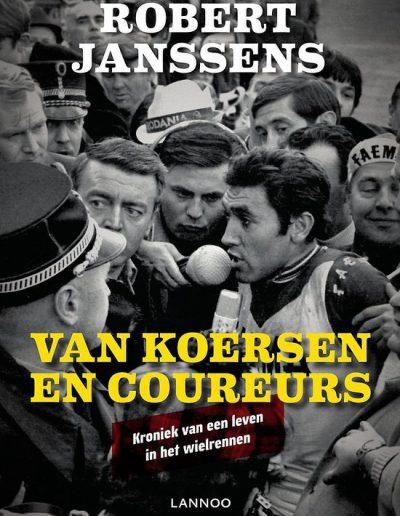 van koersen en coureurs – Robert Janssens