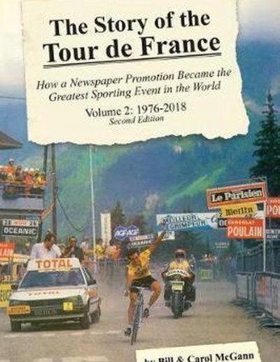 The Story of the Tour de France, Volume 2 – Bill McgannCarol Mcgann