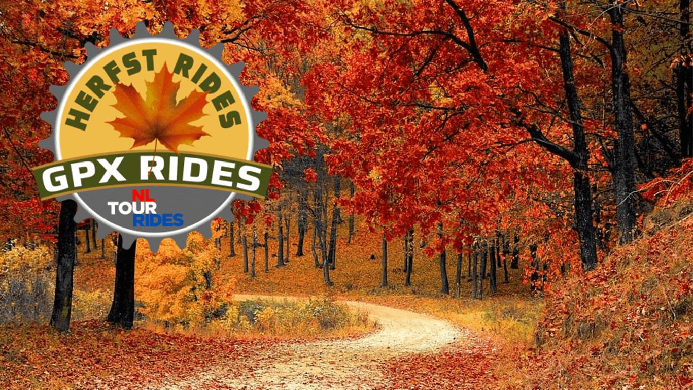Herfst gpx rides van nl tour rides