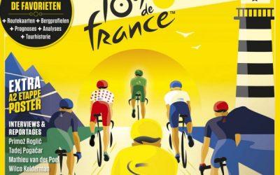 Goed voorbereid beginnen aan de Tour de France met het Tour de France pakket