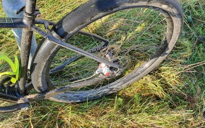 Handgemaakte strandwielset uit Wassenaar…