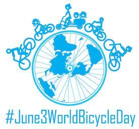3 juni 2021 – Wereldfietsdag!