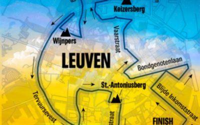 Voorspel WK Leuven