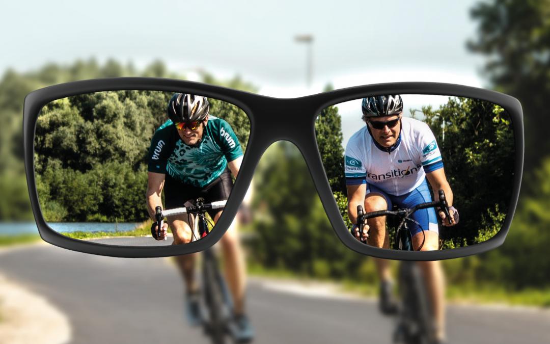 Op zoek naar een fietsbril op sterkte